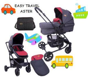 potovalni otroški voziček